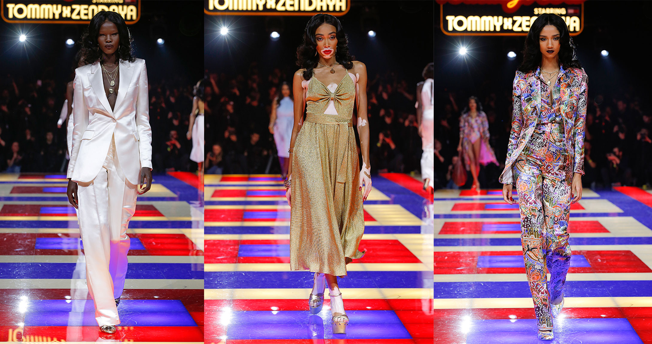11c5aed4cfe That 70s Show - Tommy Hilfiger by Zendaya - THE FALL