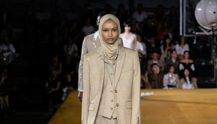 LFW – Burberry S/S2020 show: 'Evolution'
