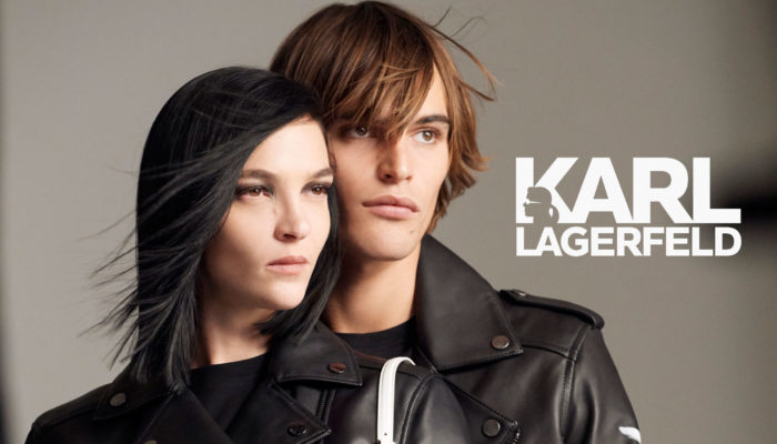 KARL LAGERFELD SS2020 Campaign Clip