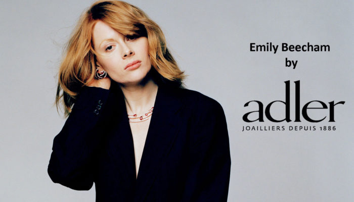 Emily Beecham by ADLER for THE FALL
