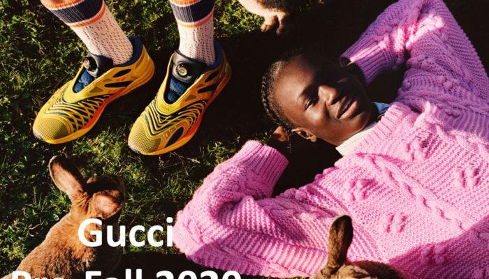 Gucci – Pre-Fall 2020