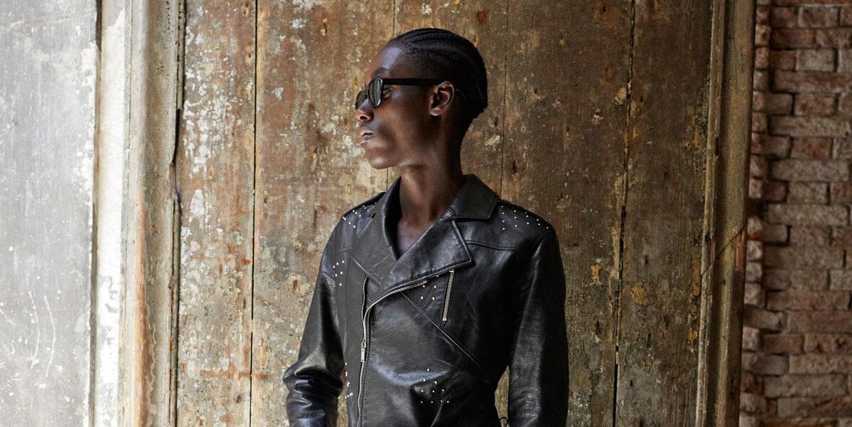Saint Laurent Menswear S/S2022